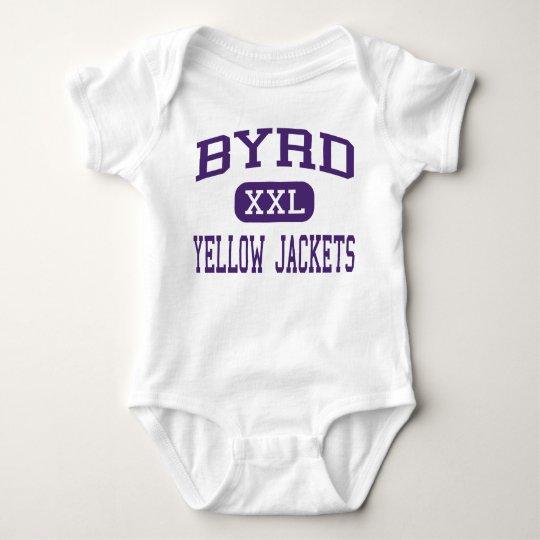 Byrd - Yellow Jackets - High - Shreveport