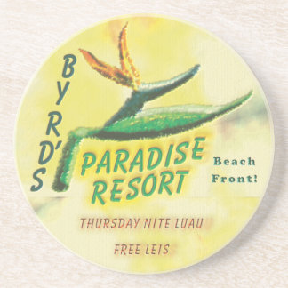 Byrd's Paradise Resort Coaster