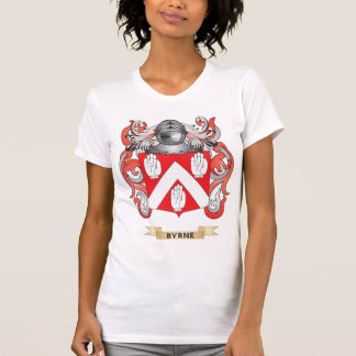 Byrne Coat of Arms (Family Crest) Tees