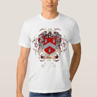 Byrne Coat of arms (Ornate version) Tee Shirt