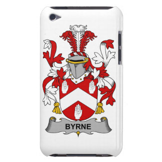 Byrne Family Crest Barely There iPod Cases