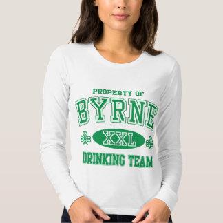Byrne Irish Drinking Team Shirt