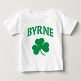 Byrne Irish Shamrock Baby T-Shirt
