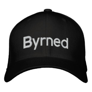Byrned Embroidered Baseball Hat