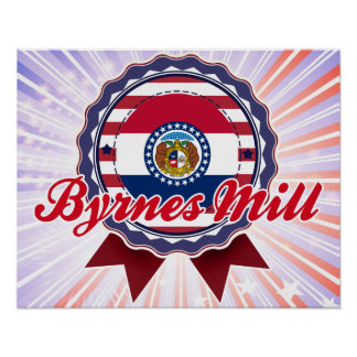 Byrnes Mill, MO Posters