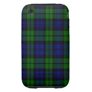 Byrnes Scottish Tartan iPhone 3 Tough Cases