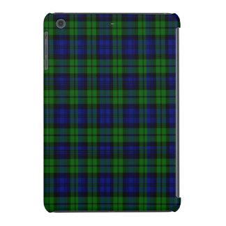 Byrnes Scottish Tartan iPad Mini Retina Case