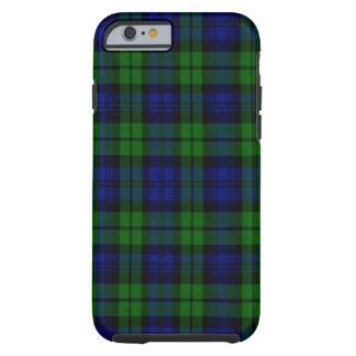 Byrnes Scottish Tartan Tough iPhone 6 Case