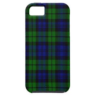 Byrnes Scottish Tartan iPhone 5 Covers