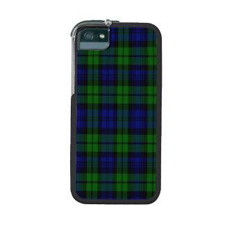 Byrnes Scottish Tartan iPhone 5/5S Case