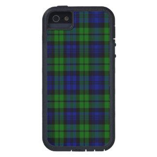 Byrnes Scottish Tartan iPhone 5 Cover
