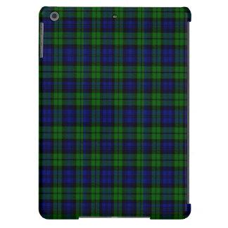 Byrnes Scottish Tartan iPad Air Case