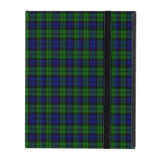 Byrnes Scottish Tartan iPad Case