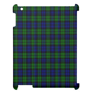 Byrnes Scottish Tartan Case For The iPad