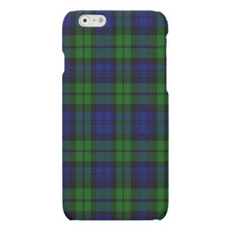 Byrnes Scottish Tartan Matte iPhone 6 Case