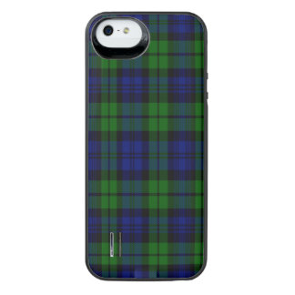 Byrnes Scottish Tartan Uncommon Power Gallery™ iPhone 5 Battery Case