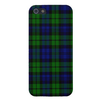 Byrnes Scottish Tartan iPhone 5/5S Cover