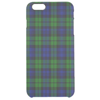 Byrnes Scottish Tartan Uncommon Clearly™ Deflector iPhone 6 Plus Case