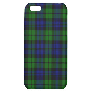 Byrnes Scottish Tartan Cover For iPhone 5C