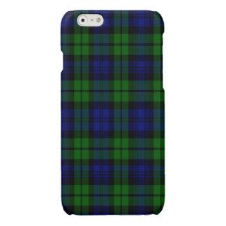 Byrnes Scottish Tartan Glossy iPhone 6 Case