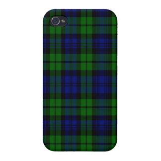 Byrnes Scottish Tartan iPhone 4/4S Case