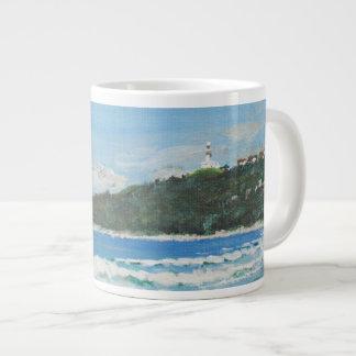 Byron Bay Australia. 27/11/1998 Giant Coffee Mug