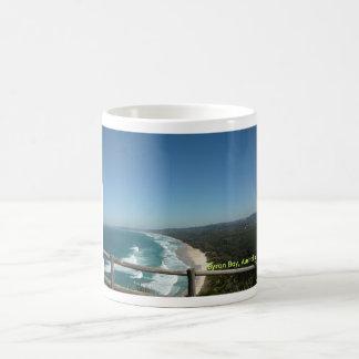 Byron Bay Australia 11 Oz Magic Heat Color-Changing Coffee Mug