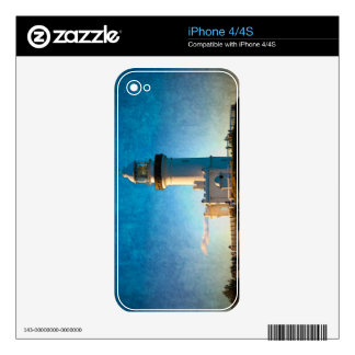 Byron Bay Lighthouse iPhone 4 Skin