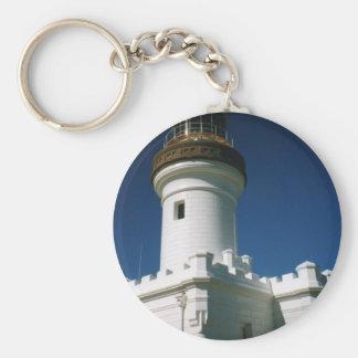 Byron Bay Lighthouse Keychain