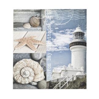 Byron Bay Lighthouse Notepad