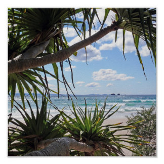Byron Bay Picture Poster