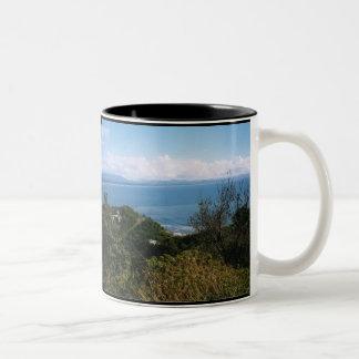Byron Bay Two-Tone Coffee Mug