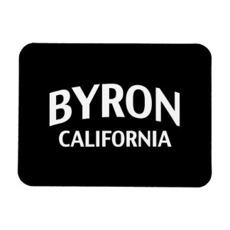Byron California Magnet