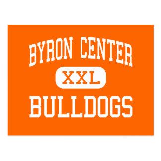 Byron Center - Bulldogs - High - Byron Center Postcard