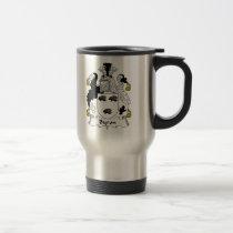 Byron Family Crest Mug