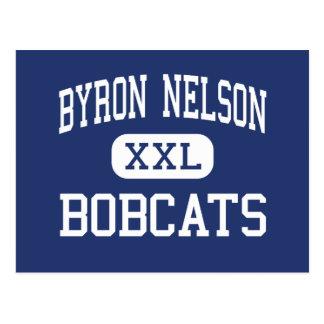 Byron Nelson - linces - alta - club Tejas del Postal