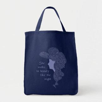 Byron's Lady Tote Bag