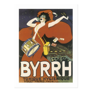 Byrrh Tonique Hygenique Postcard