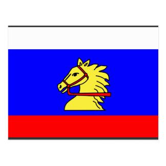 Bystrec, checo postales