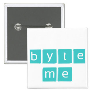 Byte Me Buttons