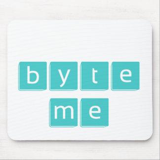 Byte Me Mousepad