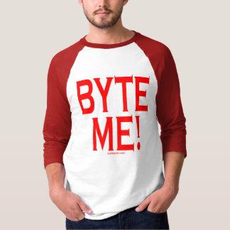 Byte Me! Shirts