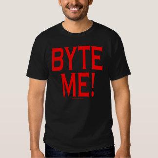 Byte Me! Tee Shirt