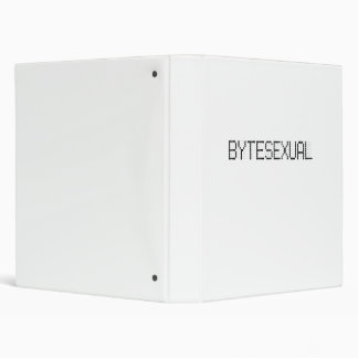 Bytesexual Binders