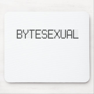 Bytesexual Mouse Pads