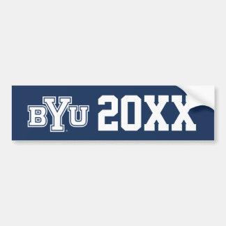 BYU Alumni Class Of Bumper Sticker