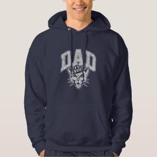 BYU Dad | Distressed Hoodie