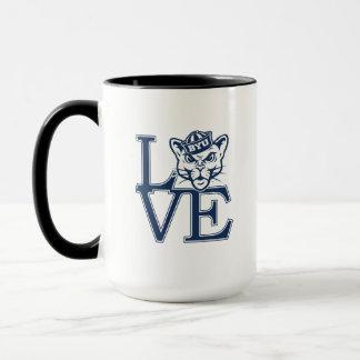BYU Love Mug