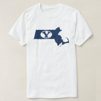 BYU Massachusetts T-Shirt