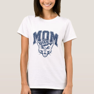 BYU Mom | Distressed T-Shirt